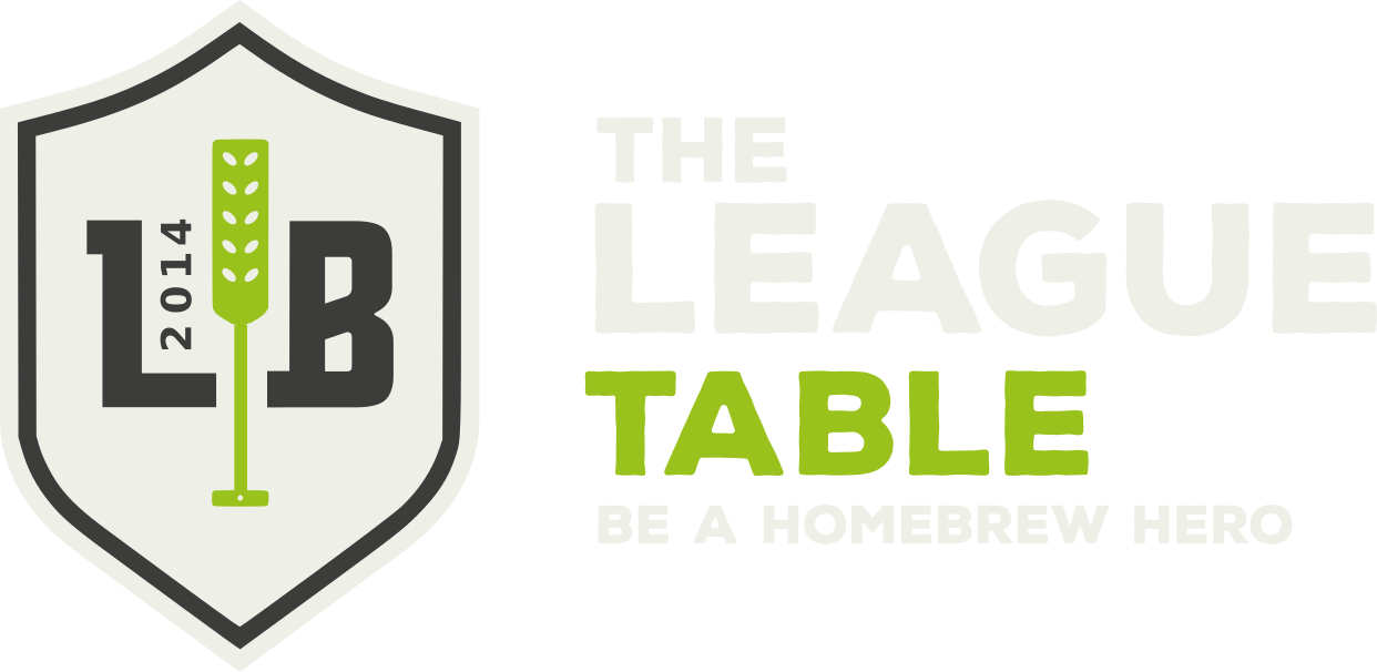 the league table white